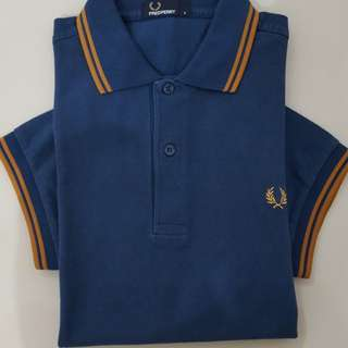 Fred perry twin tipped polo shirt ori