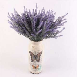 Artificial Lavender Flower per piece