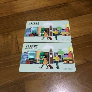 Hong Kong Octopus Cards