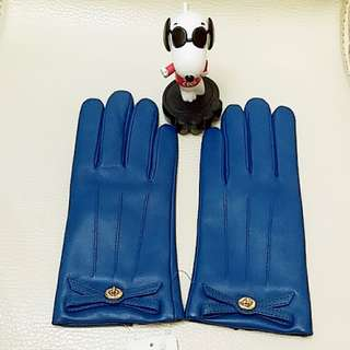 🈹️Coach Leather Glove 真皮手套