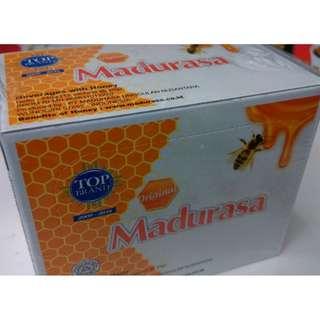 印尼蜂蜜飲品沖劑(原味或青檸味)