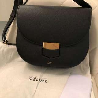 Celine Trotteur compact bag