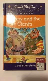 Enid blyton: berny and the giants