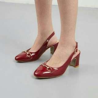 Novina Heels Bymay RED