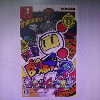 收 Switch Super Bomberman