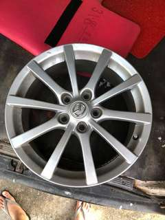 Mazda mx5 stock rims wheel Mx-5 only 3 pcs