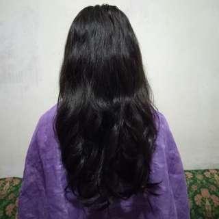 Hair Clip Wave