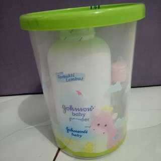 Johnson's baby starter kit