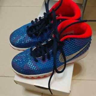 Nike kyrie 1 藍球鞋 9成新