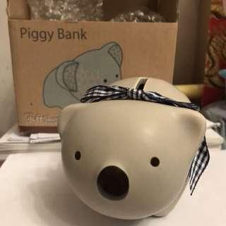 豬仔 錢箱 陶瓷