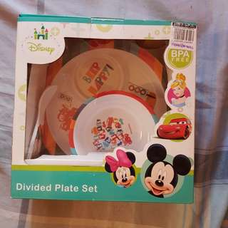 divided plate for babies