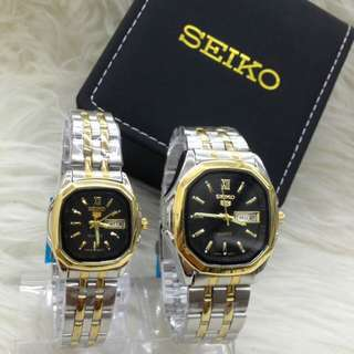 Seiko Couple