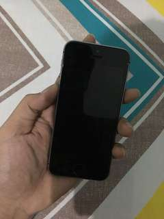 Iphone 5s 16GB Second Ex ibox