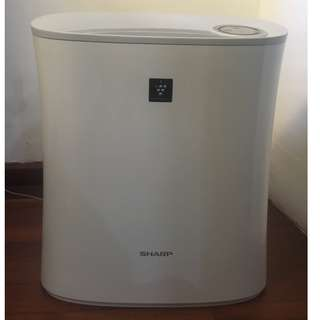 Sharp air purifier type FP F30Y-H.