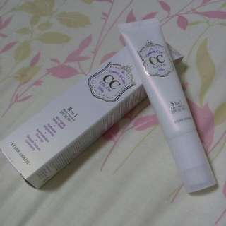 Etude House Correct & Care CC Cream - 01 Silky