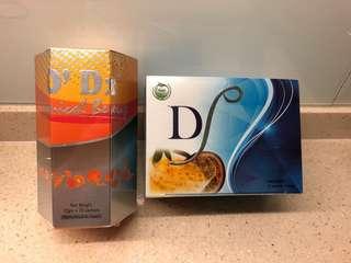 DS & O'Dx Natural Fruit Juice Detox Slimming Drink