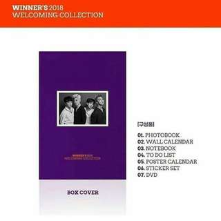 WINNER - 2018 welcoming collection