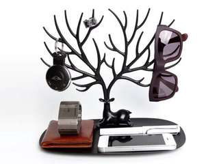 Deer Tree JEWELRY Stand