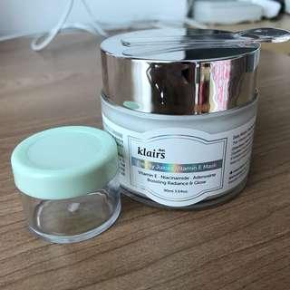 Klairs Vitamin E Mask (SHARE 15GR)