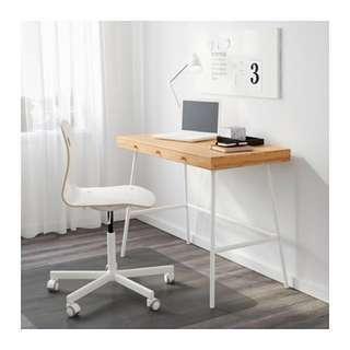 IKEA Lillasen Wood Desk Study Table