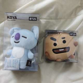 BT21 READY STOCK