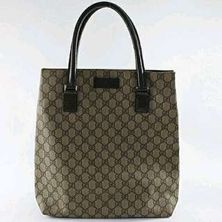 不議價 Originally $5xxx Gucci Tote Bag 80-85%new 100%real
