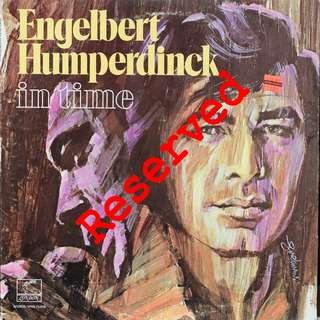 Humperdink, Vinyl LP, used, 12-inch original USA pressing