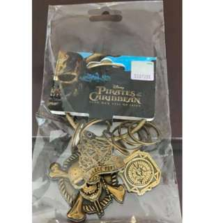 PIRATES OF THE CARIBBEAN: DEAD MEN TELL NO TALES - KEYCHAIN