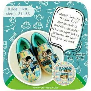 Sepatu anak cumose