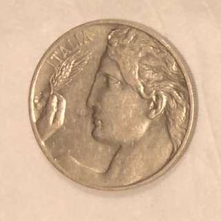 1913年意大利硬幣