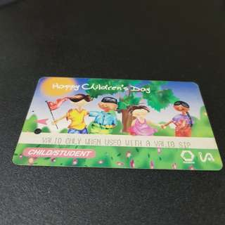 Singapore Transport Card - transitlink