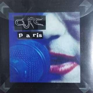 The Cure Paris live