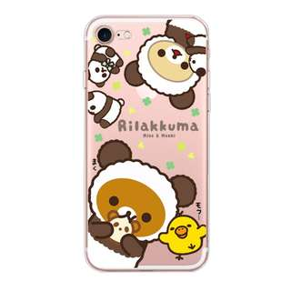 靚📱Rilakkuma鬆弛熊/懶懶熊IPhone Case