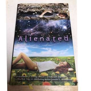 Alienated by Melissa Landers (Hardcover)