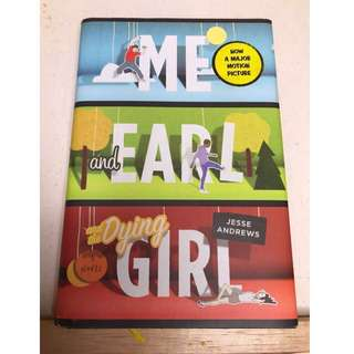 Me and Earl and the Dying Girl by Jesse Andrews (Hardcover)