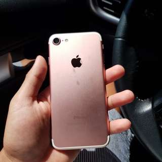 iPhone 7 128gb Globelocked