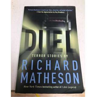 Duel by Richard Matheson