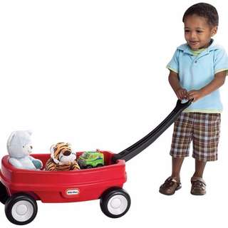 Free Delivery Brand New Little Tikes Lil' Wagon, Red