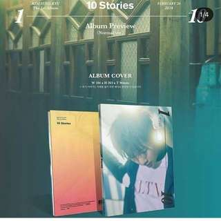 SUNGGYU- 10 stories