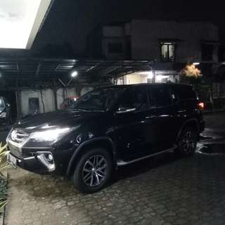 Toyota Fortuner Diesel VRZ Th. 2016 Istimewaa