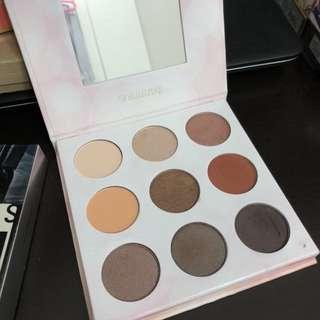 Shaaanxo BH Cosmetics Eyeshadow Lipstick Palette