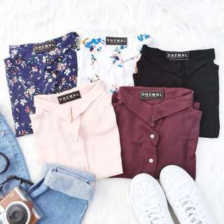 Button Down Tops