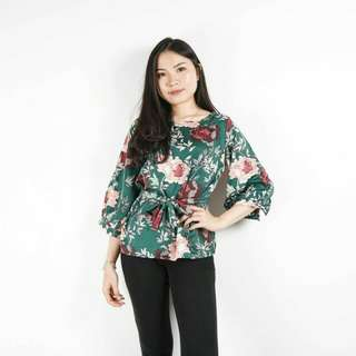 Gobel Flower Blouse