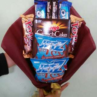Bouquet Snack by gifteria.co