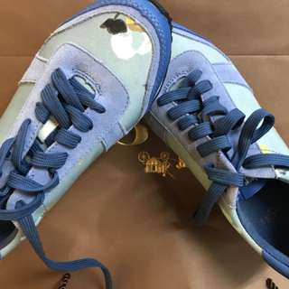 COACH PRE-LOVED RUBBER SHOES