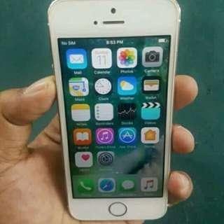 Iphone 5s FACTORY UNLOCK!