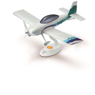 Collectible Item For Adult- Shell Inspiration Premium Model Aircraft