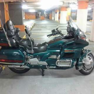 HONDA GOLDWING GL1500SE 20th Anniversary model for sale
