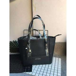 Authentic Guess Bag Large