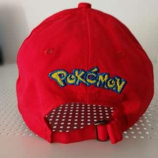 Pokemon cap